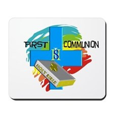 First Communion Mousepad