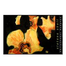 Siatene Shell Postcards (Package of 8)