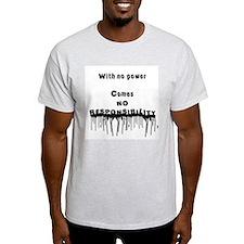No Responsibility T-Shirt