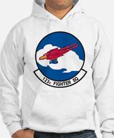 123rd Fighter Squadron Hoodie