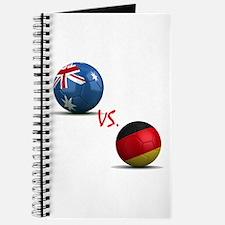 Germany vs Australia Journal