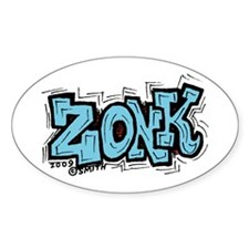 Zonk Decal