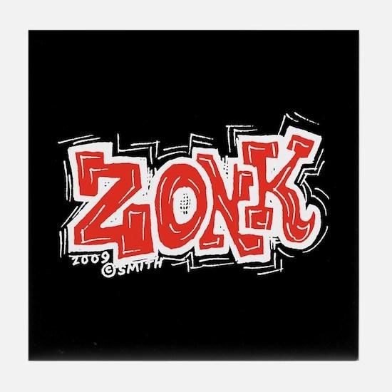 Zonk Tile Coaster