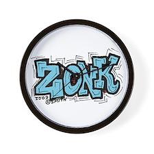 Zonk Wall Clock