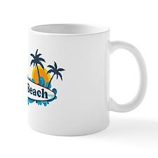 """Holden Beach NC """"Surf"""" Design Mug"""