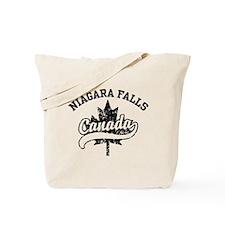 Niagara Falls Canada Tote Bag