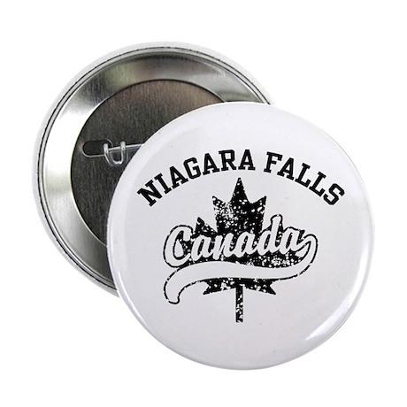 """Niagara Falls Canada 2.25"""" Button"""