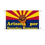Arizona por Derechos Humanos Banner