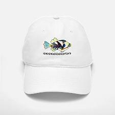 HumuNuku Fish Baseball Baseball Cap