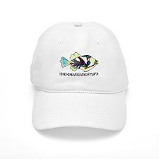 HumuNuku Fish Baseball Cap