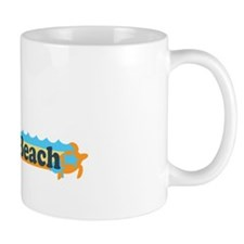 "Holden Beach NC ""Beach"" Design Mug"