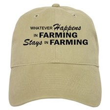 Whatever Happens - Farming Cap