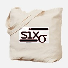 Six Sigma Gear Tote Bag