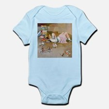A TRIP TO WONDERLAND Infant Bodysuit
