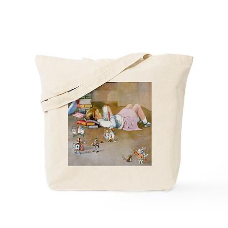 A TRIP TO WONDERLAND Tote Bag