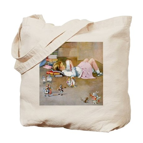A TRIP TO WONDERLAND Tote Bag