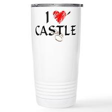 Castle Style 1 Stainless Steel Travel Mug