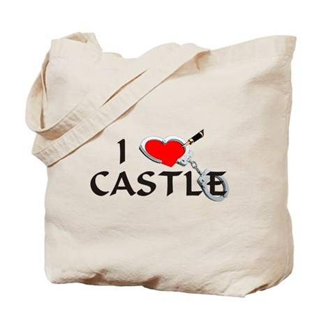 Castle style 2 Tote Bag