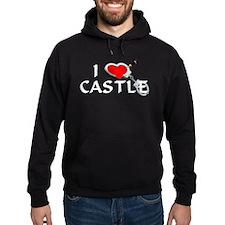Castle style 2 Hoodie (dark)