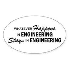 Whatever Happens - Engineering Decal