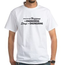 Whatever Happens - Engineering Shirt