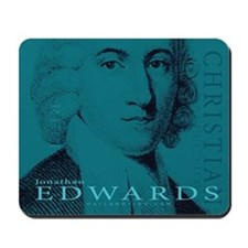 Jonathan Edwards - Christian Revivalist (Mousepad)