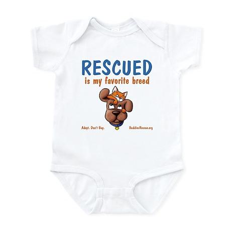 My Favorite Breed Infant Bodysuit