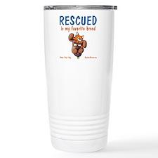 My Favorite Breed Travel Mug