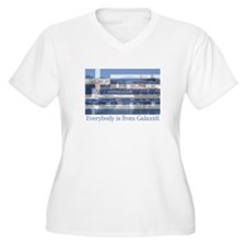 everybody is from galaxidi T-Shirt