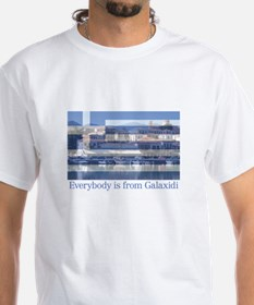 everybody is from galaxidi Shirt