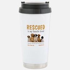 My Favorite Breed Travel Mug