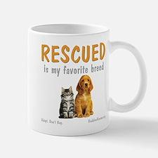 My Favorite Breed Mug