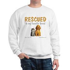 My Favorite Breed Sweatshirt
