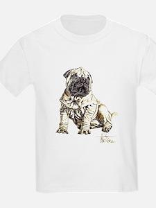 Unique Sharpei T-Shirt