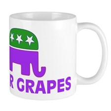 SOUR GRAPES Mug