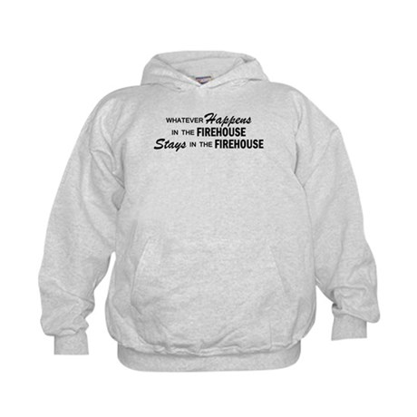 Whatever Happens - Firehouse Kids Hoodie