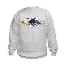 Humu Fish Sweatshirt