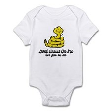 DTOM Snake Infant Bodysuit
