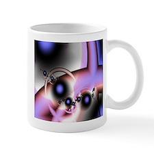 fractal veins Mug