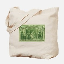 United States #243 1892 $3 Tote Bag