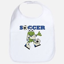 Frog Soccer Bib