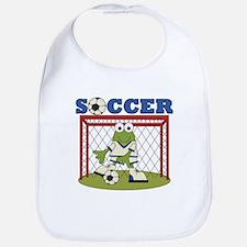 Frog Soccer Goalie Bib