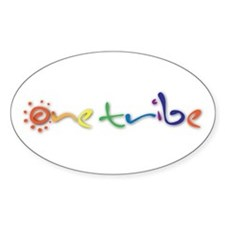 One Tribe Decal