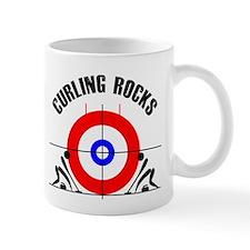 Curling Small Mug