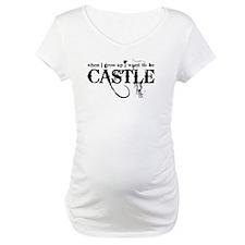 Castle Black on Maternity T-Shirt