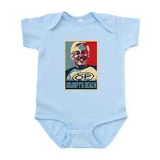 Grampy's Beach Infant Bodysuit