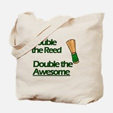 Cute Reed Tote Bag