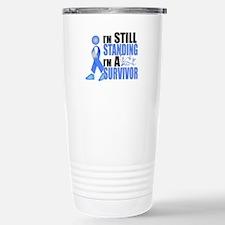 Still Standing I'm A Survivor Travel Mug