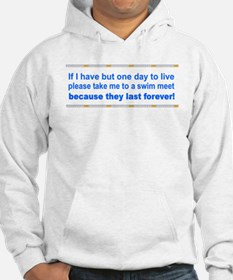 One Day to Live Hoodie