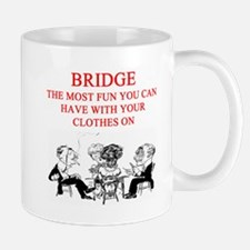 duplicate bridge player joke Mug